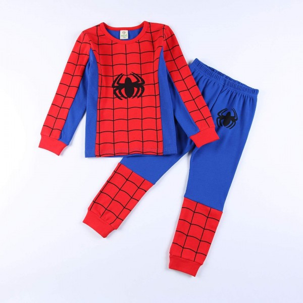 Kids cotton pajamas For boys spiderman